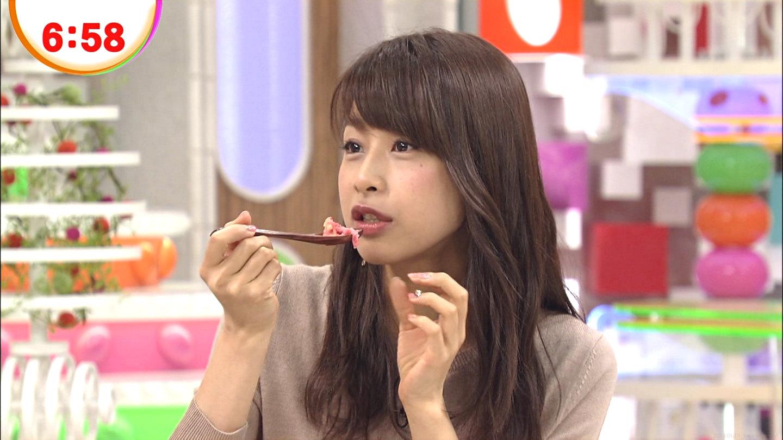 美人な上に知的で性格もいい?綺麗すぎるアナウンサー加藤綾子さんのサムネイル画像