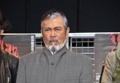 世界的アクションスター千葉真一さんの息子が、恐ろしい程イケメン!のサムネイル画像