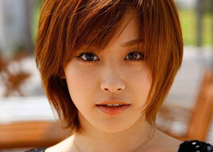 元モーニング娘の高橋愛さん。女性が真似したい髪型として人気です☆のサムネイル画像