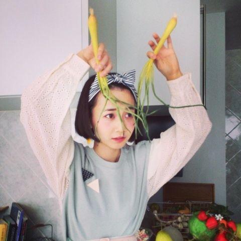 かわいい?かわいくない?不思議な魅力を醸す☆三戸なつめの前髪のサムネイル画像