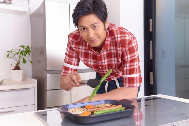 『MOKO'S キッチン』の速水もこみちさんとオリーブオイルの関係!のサムネイル画像