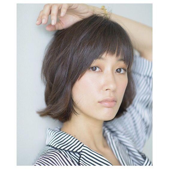 人気急上昇中!女優・水川あさみってこんなに髪型変えてるんです!のサムネイル画像