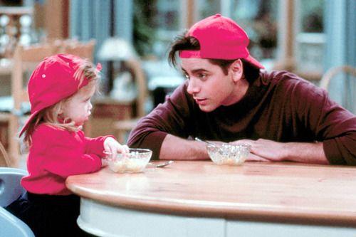 「フルハウス」ジェシーおいたんとミシェルの感動シーンをもう一度♡のサムネイル画像