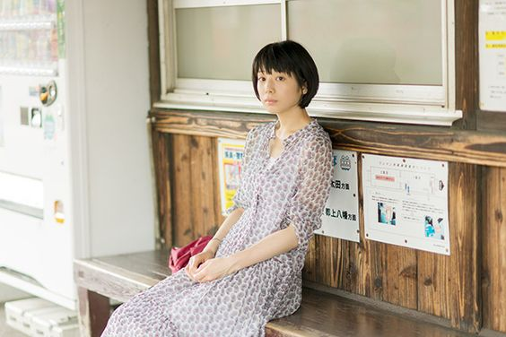 女優 夏帆さんのショートヘア!役柄によって変わる髪型にも注目♪のサムネイル画像
