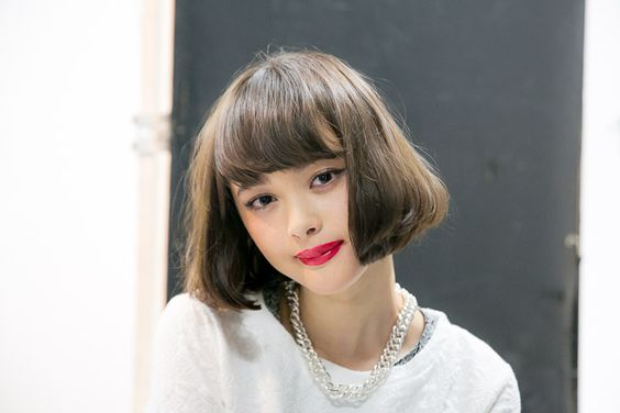 玉城ティナさんの髪型が可愛すぎる!ボブの魅力をご堪能あれのサムネイル画像