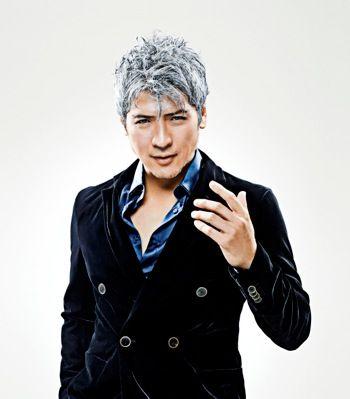 吉川晃司がする髪型はいつだってロックでトレンディーなんです!のサムネイル画像