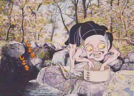 ゲゲゲの鬼太郎に出てくる旧妖怪から新妖怪は、時代とともにあるのサムネイル画像