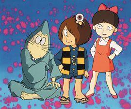 ゲゲゲの鬼太郎と墓場鬼太郎のアニメについて振り返りましょうのサムネイル画像