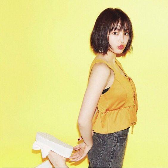 可愛くて美しすぎる♪大人気雑誌セブンティーンモデル一覧!のサムネイル画像