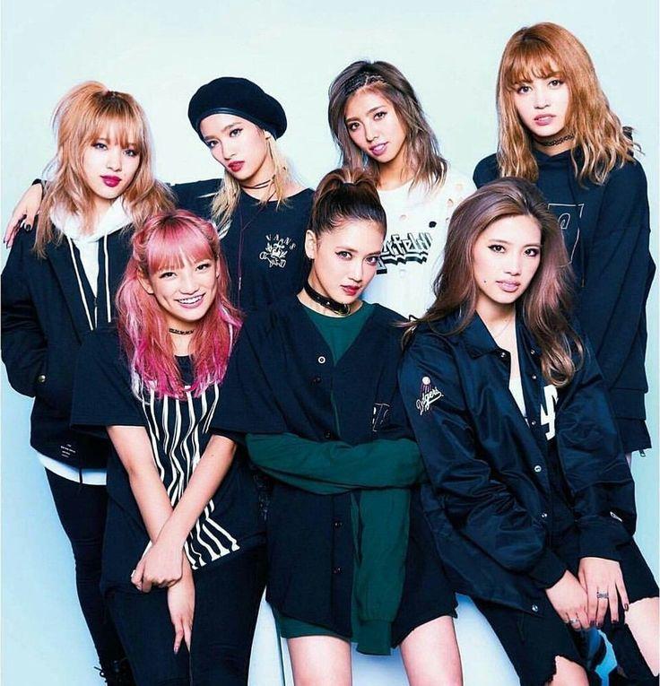 彼女達の魅力は踊りだけじゃない!happinessメンバーのプロフィールのサムネイル画像