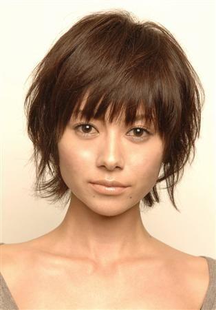 真木よう子の髪型特集!クールでタイトなショートボブアレンジに注目のサムネイル画像