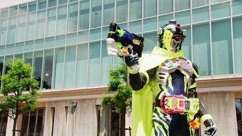 「仮面ライダーエグゼイド」に登場!仮面ライダースナイプに迫る♡のサムネイル画像