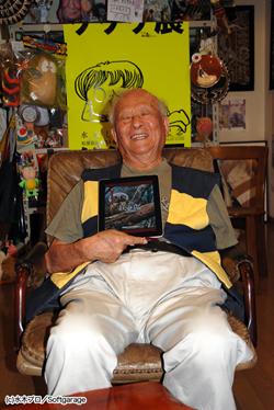 【漫画家・水木しげる(93)】連載「わたしの日々」が突然の最終回のサムネイル画像