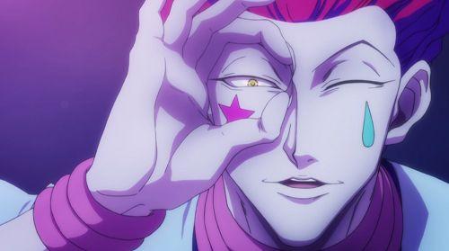 アニメHUNTER×HUNTERのヒソカの声優さんは誰?比較やまとめなど!のサムネイル画像