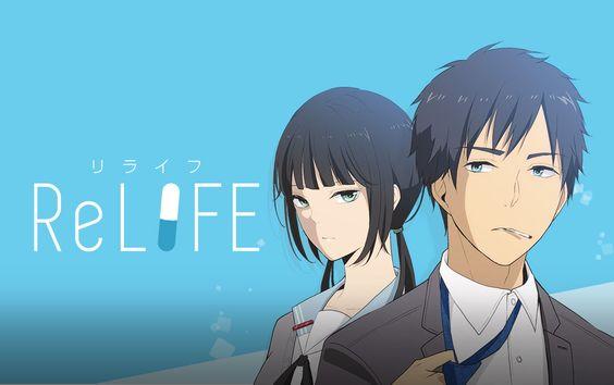 フランスでも人気の日本漫画!読めばわかる、ReLIFEの魅力!のサムネイル画像