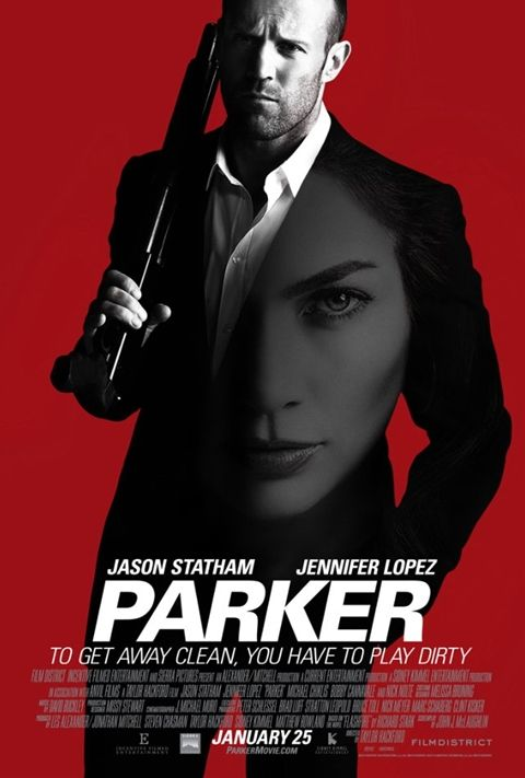 映画 PARKER/パーカー アクション俳優 ジェイソン・ステイサムの魅力のサムネイル画像
