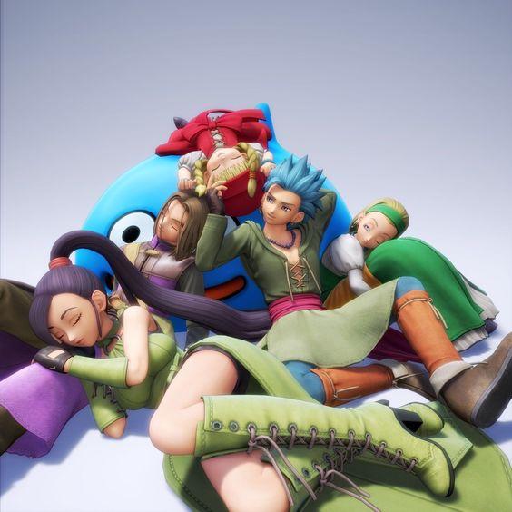 最新作「ドラクエⅪ」について知りたい!その魅力を徹底解剖♡のサムネイル画像