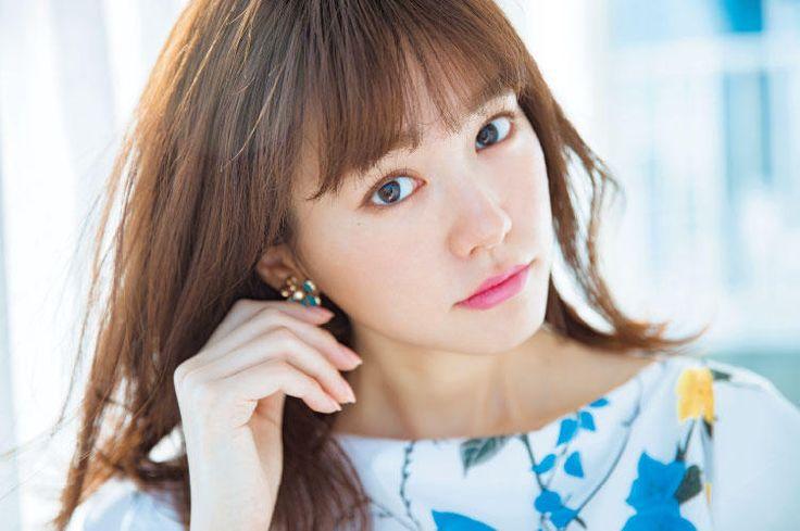 ワイモバイルCMに出演している女優 桐谷美玲さんについてご紹介♪のサムネイル画像