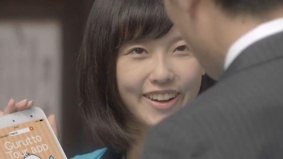 2015年~2017年のntt西日本の3つのcmの女優のプロフィールを紹介のサムネイル画像