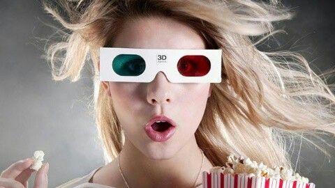 衝撃的だった3D映画がなくなる?人気急降下の理由を調べてみましたのサムネイル画像