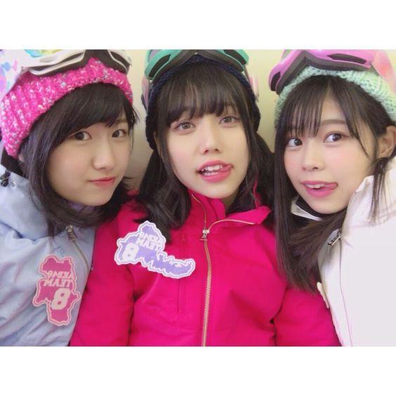 【AKB48】あなたはどれだけ知ってますか?チーム8のメンバーのサムネイル画像