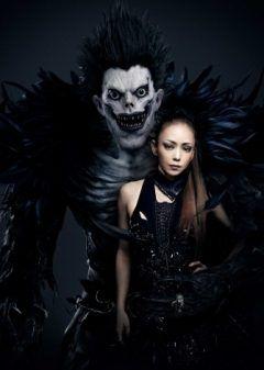安室奈美恵、映画「デスノート」とのタイアップ楽曲Fighterを発売!のサムネイル画像