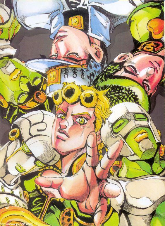 大人気コミックシリーズジョジョの世界をスマホゲームで堪能できる!のサムネイル画像