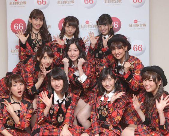 akb48、紅白に出演できるメンバーはどうやって決まっている!?のサムネイル画像