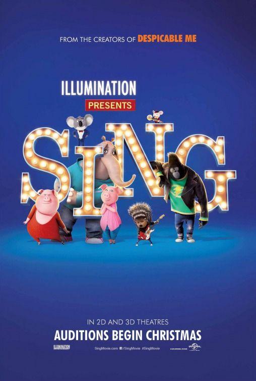 続編も決定!話題の映画「SING/シング」の吹き替えに注目!!のサムネイル画像