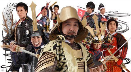 歴史の教科書で有名な人物役をこなしてる!?葵武将隊ってどんな人?のサムネイル画像