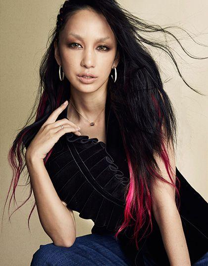 歌手兼女優として活躍中の中島美嘉の髪型について調べてみました!のサムネイル画像