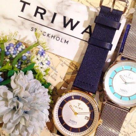 あの芸能人も身に着けている!おしゃれな時計「トリワ」とは?のサムネイル画像