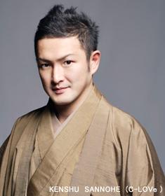 中村獅童さんの髪型は男らしいものばかり・・歌舞伎とは違う一面を発見!のサムネイル画像