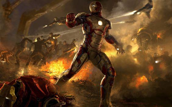 アイアンマンのヘルメットをゲットしてヒーローに!入手方法は?のサムネイル画像