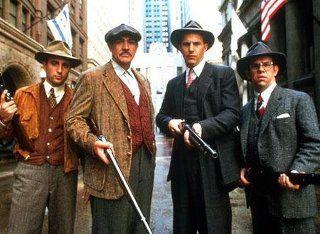 禁酒法時代の映画「アンタッチャブル」キャスト、音楽が素晴らしい!のサムネイル画像