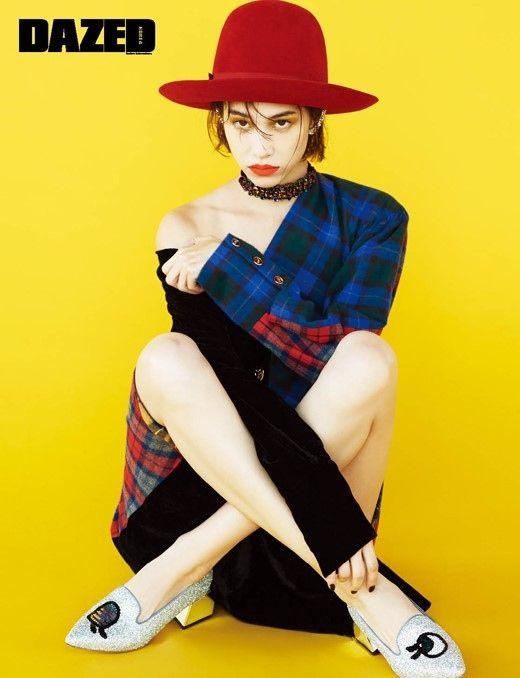インスタで大人気!個性的な水原希子のファッション画像まとめ!のサムネイル画像