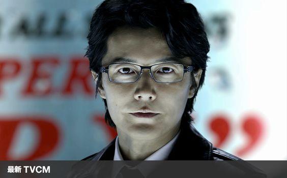 夢の共演?!何歳になってもカッコいい福山雅治が出演しているCMのサムネイル画像