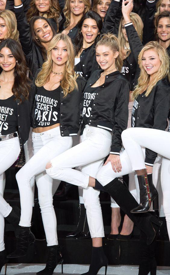 女子の憧れヴィクシーモデルの体重は?スタイル維持法など徹底調査!のサムネイル画像