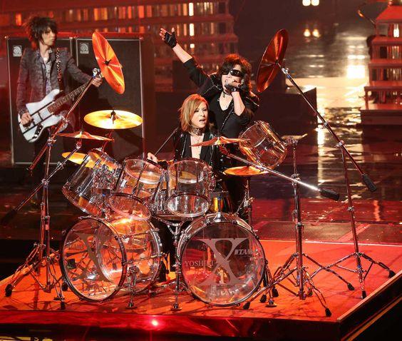X JAPANの人気曲をランキングで紹介!絶対に聞いてほしいBest3を厳選のサムネイル画像