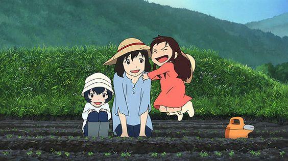 感動のアニメ映画「おおかみこどもの雨と雪」のキャストが知りたい!のサムネイル画像