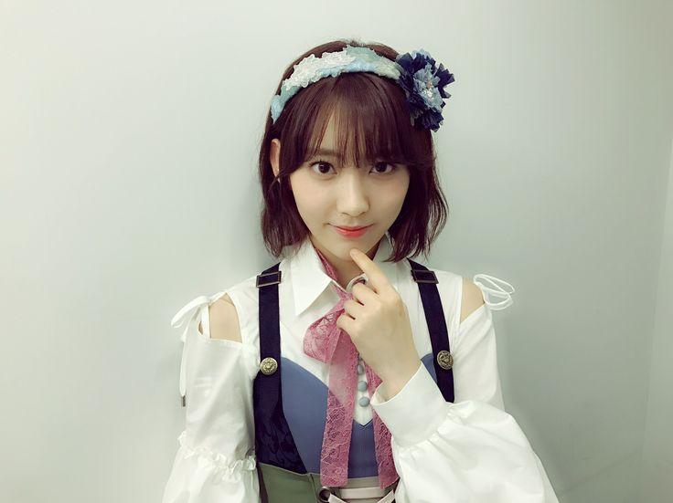 可愛くも色っぽくもなれる♪HKT48 宮脇咲良さんの髪型特集!のサムネイル画像