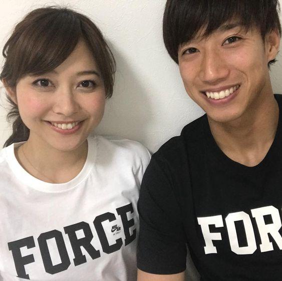 祝結婚♡サッカー選手・大津祐樹と久冨慶子アナウンサーに迫る!のサムネイル画像