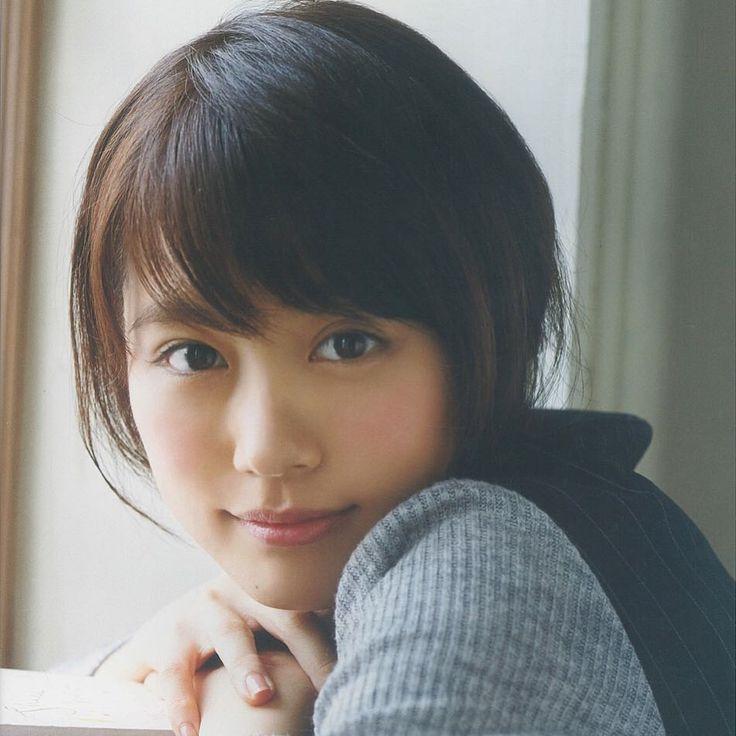 その透明感がほしい♪大人気女優 有村架純さんの髪型特集です!のサムネイル画像