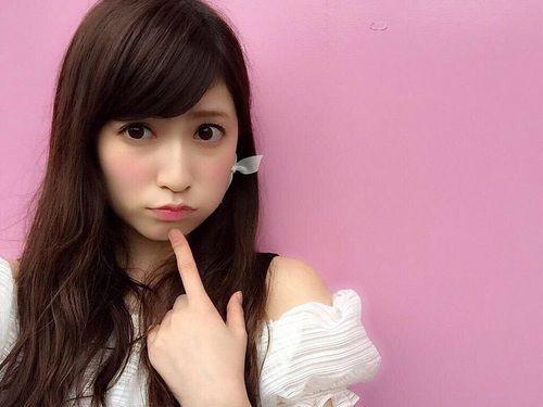 人気YouTuber!NMB48の吉田朱里のメイク動画がかわいすぎる!のサムネイル画像