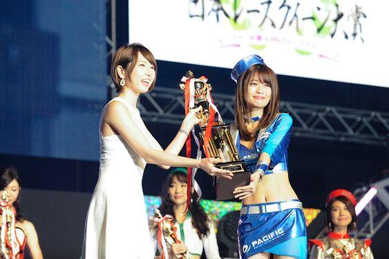 美人ぞろい!2017年の日本レースクイーン大賞に選ばれた女の子達!のサムネイル画像