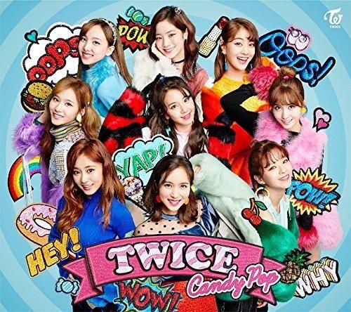 韓国アイドルグループTWICE!メンバーの可愛い&SEXY画像が満載ですのサムネイル画像