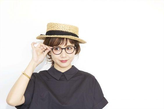 青文字雑誌で大人気のモデル田中里奈さんの髪型がすごく可愛い!のサムネイル画像