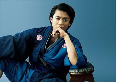 小栗旬がドラマで演じた織田信長は今までのイメージが違う!?のサムネイル画像