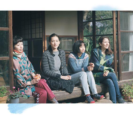 映画「海街diary」!綾瀬はるか・広瀬すず等の美人4姉妹を徹底解説!のサムネイル画像