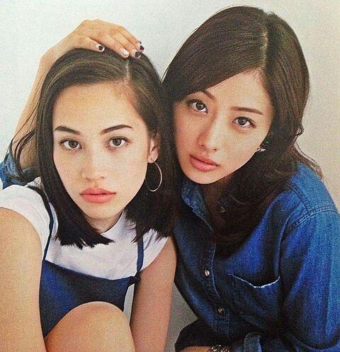 日本屈指の美女たちは不仲!?石原さとみと水原希子の関係に迫る!のサムネイル画像